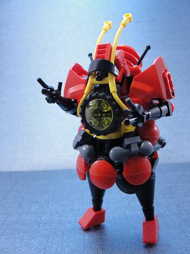 Battery Bot