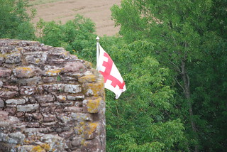 English heritage flag