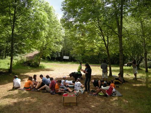 Campaments Castellar de n'Hug 2011 020