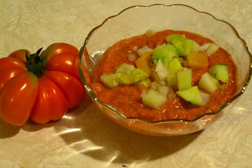 Gazpacho for Dinner