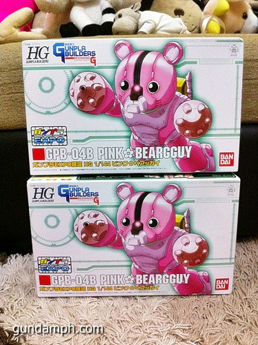 HG PINK Bearguy Limited EXPO Edition GPB (1)