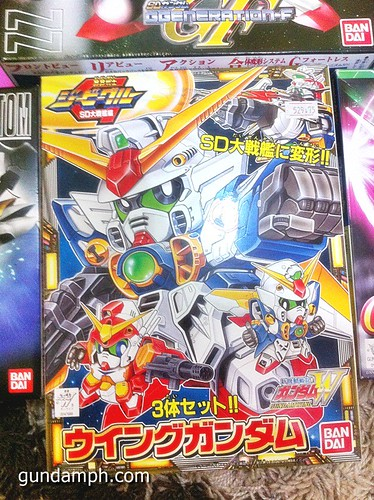 BB #148 SD Wing Gundam (1)