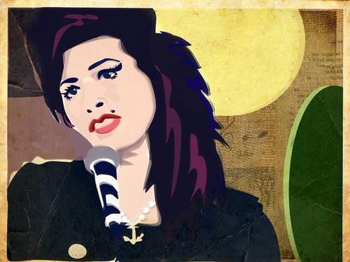 Portrait Of Amy