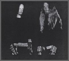 Erik Sayenga and Seth Newton of Witch-Hunt