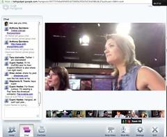 KOMU Sarah Hill G-Plus Hangouts - pix 05 - Sarah and Nina