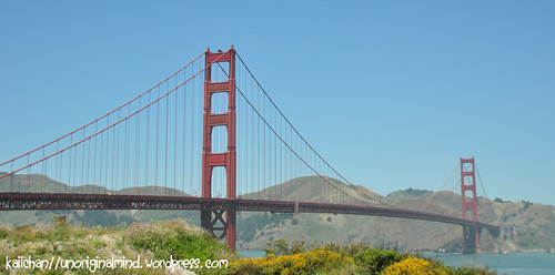 Day2; Golden Gate Bridge