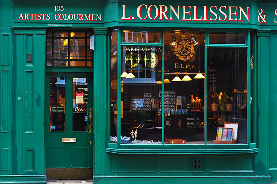 Cornelissen & Son  -  London, UK