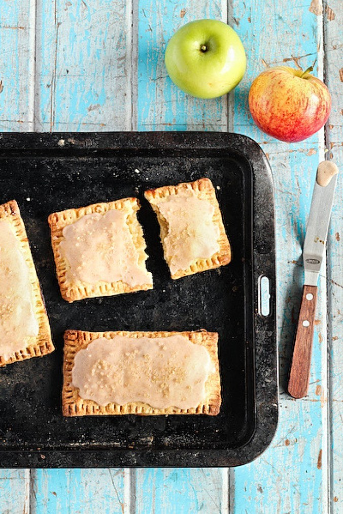 Homemade Apple Pie Poptarts