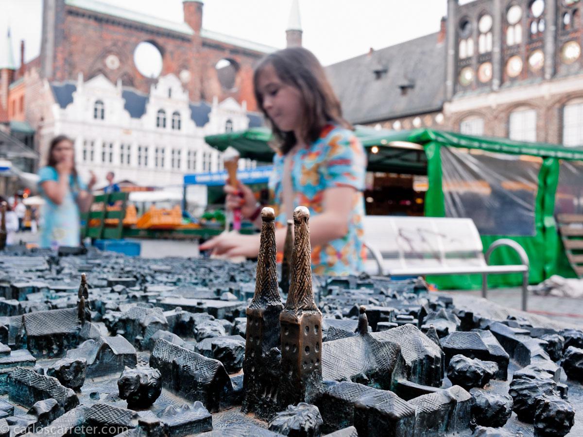 Markt y Rathaus