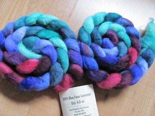 woolgatherings - 100% bfl