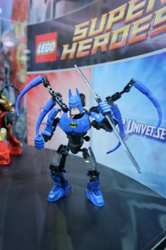 Batman Constraction - LEGO Super Heroes - DC Comics