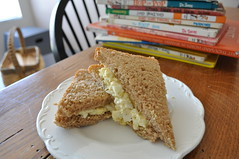 Egg salad yummy yummy