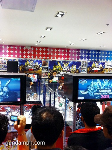 Toy Kingdom Gundam Modelling Contest Awarding Ceremony July 2011 (14)