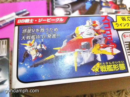 BB #148 SD Wing Gundam (2)