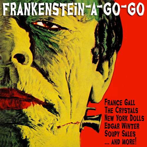 Frankenstein-A-Go-Go