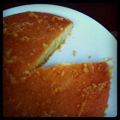 Lemon cake for Bastille day