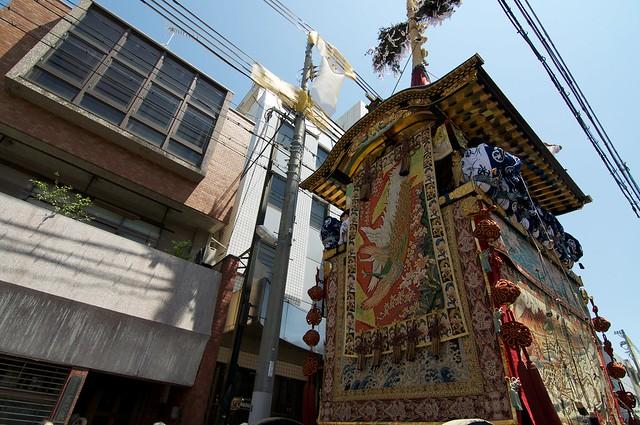 Kyoto Gion Matsuri 2011