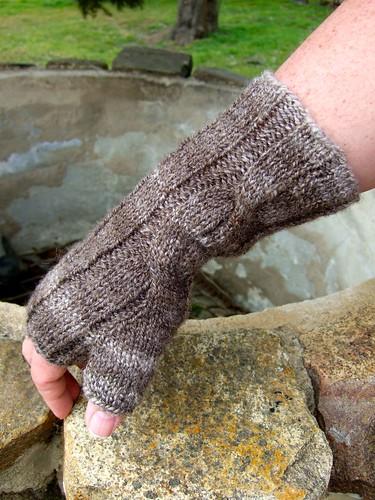 Dashing mitts