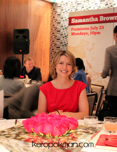 Samantha Brown