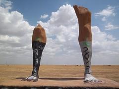 Ozymandias Legs 6, Amarillo, Texas