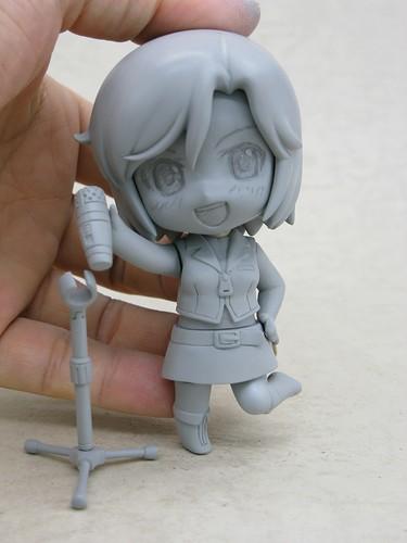 Prototype of Nendoroid MEIKO