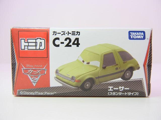 disney cars 2 tomica c-24 acer (1)