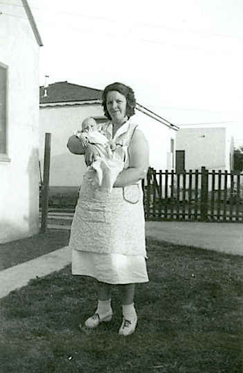 1960s Mother & Child