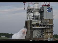 J-2X Rocket Engine Testing Begins (NASA, J-2X,...