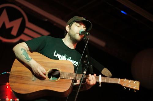 Jeff Rowe, Motorco, Durham NC, 07/20/11