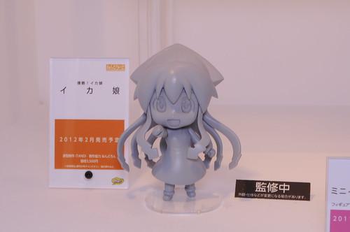 Prototype of Nendoroid Ika Musume