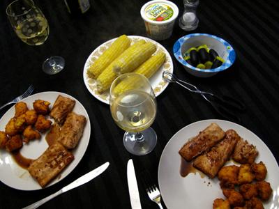 July Dinner