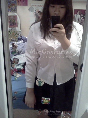 Vampire Knight Women Day Department School Uniform Cosplay Costume