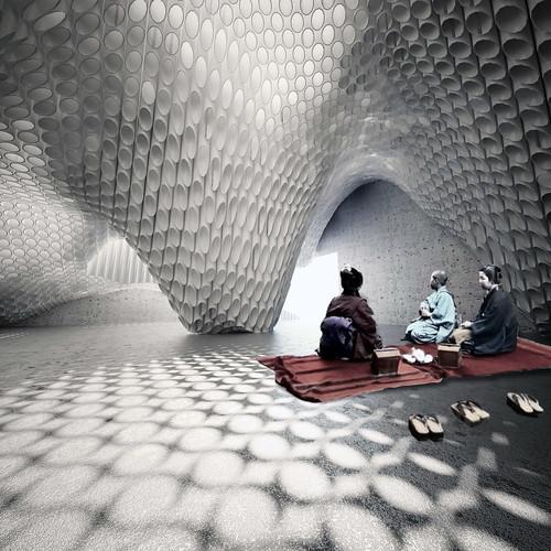 Meditation Interior