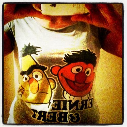 Mi nueva camiseta en honor a @taitechu by rutroncal