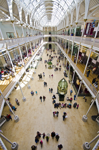 National Museum of Scotland - Explored