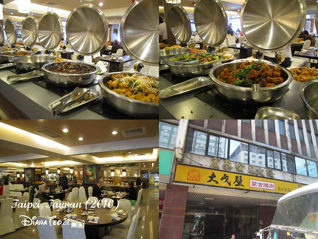 Taiwan Buffet Steamboat