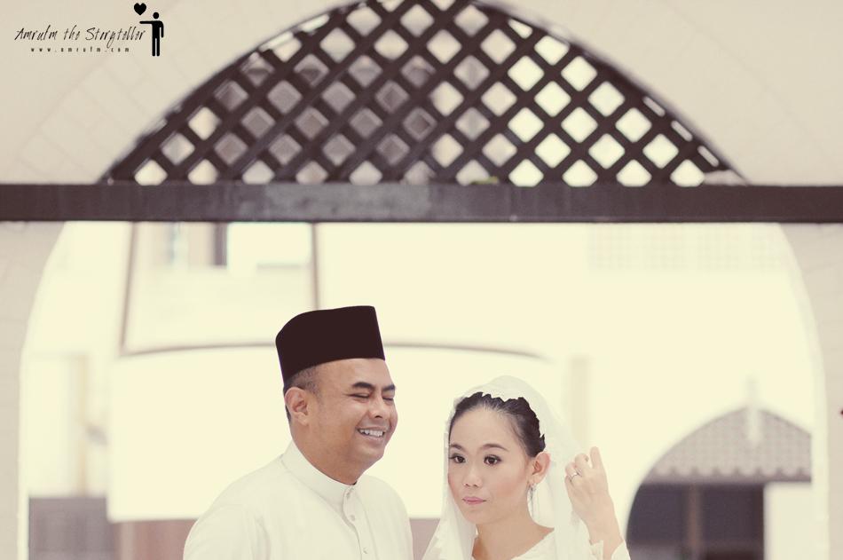 Debrina Aliyah & Muhammad Ali - Akad Nikah 016