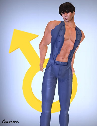 back 2 basics - Club Set Vest and Pants