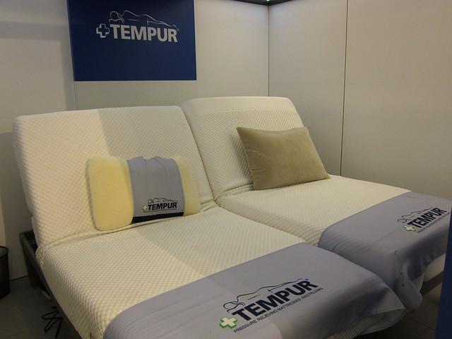 Tempur beds