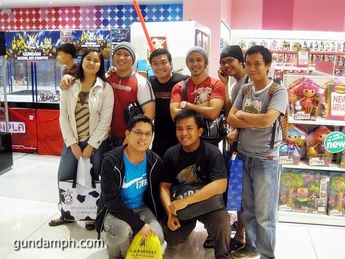 Toy Kingdom Gundam Modelling Contest Awarding Ceremony July 2011 (1)