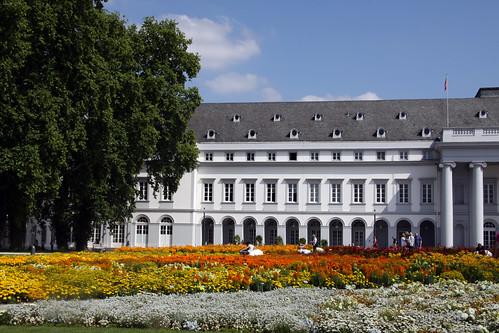 BuGa Koblenz - Schloss