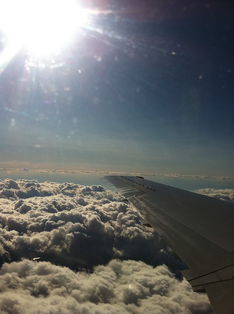 Flying Above the Clouds IV