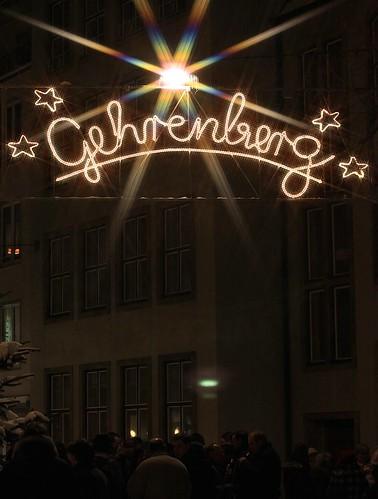 Weihnachtsmarkt Alter Markt Bielefeld