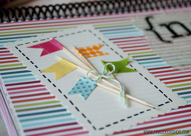 washi flags