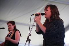 The Secret Sisters at Newport 2011
