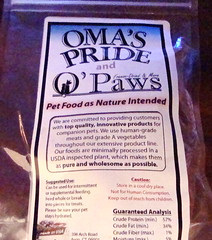 Oma's Pride Pet Treats