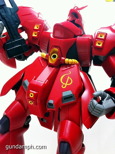 MSIA DX Sazabi 12 inch model (44)