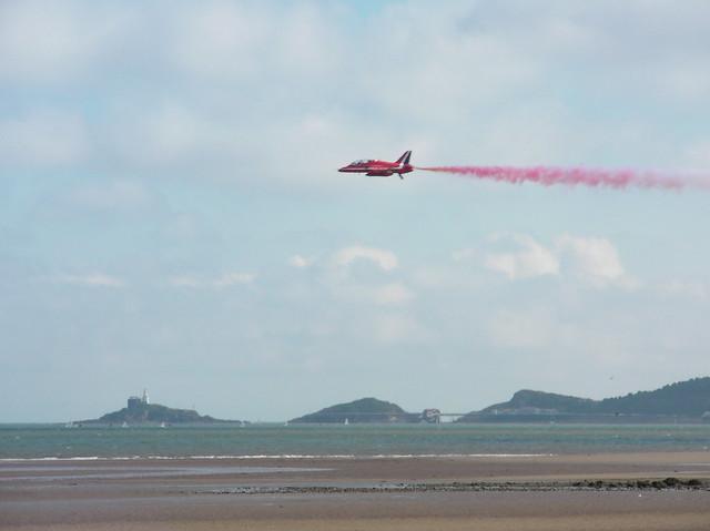 Wales Air Show 2011-Swansea