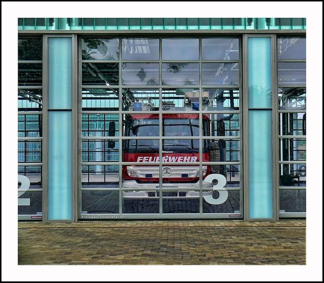 #194/365 Fire Engine / Fire Station