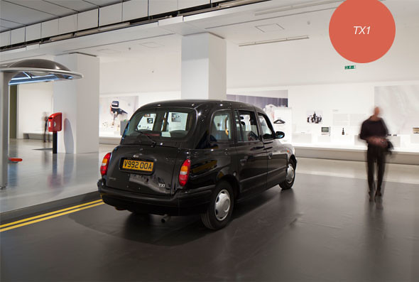 kenneth-grange-exhibition-TX1-taxi